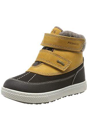 Primigi Baby Jungen PBZ Gore-TEX 43660 Stiefel, (Giallone/Ner/Ner 4366022)