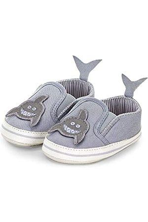 Sterntaler Baby Jungen Schuh Stiefel, (Rauchgrau 566)