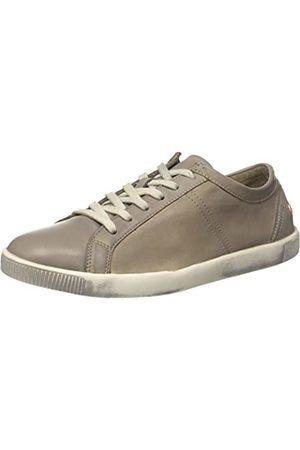 softinos Herren Tom Sneaker, (Taupe)