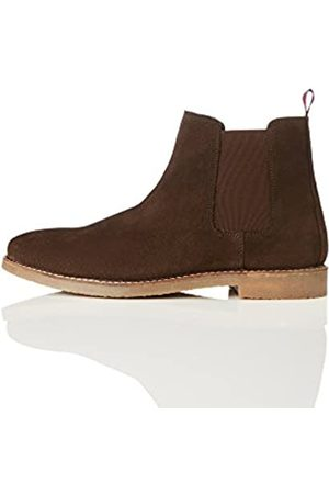 FIND Camberly Herren Chelsea Boots, (Chocolate)