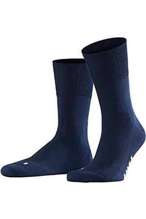 Falke Unisex Socken Run - Baumwollmischung, 1 Paar,Blau (Marine 6120)