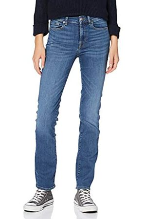 Seven for all Mankind Damen The Straight Slim Jeans