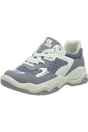 Primigi Mädchen Scarpa Bambina Sneaker, (Avio/Jeans 5381155)