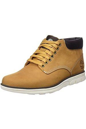 Timberland Herren Bradstreet Leather Sensorflex Chukka Boots, (Wheat Nubuck)
