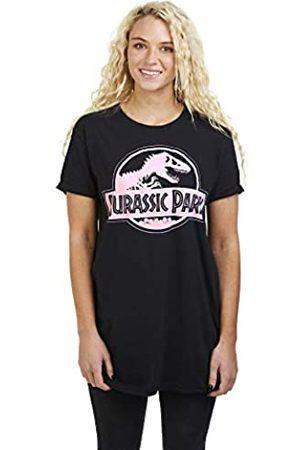 Jurassic Park Damen Logo T-Shirt