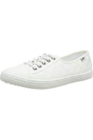 Rocket Dog Damen Chow Slip On Sneaker, (Fortune Eyelet White J00)