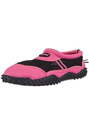 Playshoes Damen UV-Badeschuhe Aqua Schuhe, Pink (pink 18)