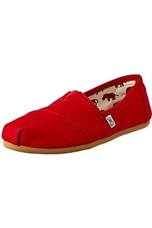 TOMS Herren Classics Espadrilles, (RED)
