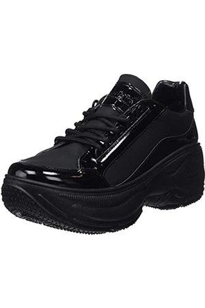 D.franklin Damen Big G Sneakers, (Negro 0020)
