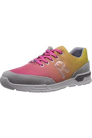 Ricosta Mädchen Blake Sneakers, Pink (candy/hellgrau 330)