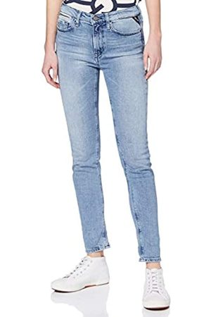 Replay Damen Zackie Straight Jeans