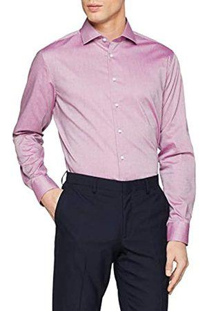 Seidensticker Herren Business Hemd Tailored Fit – Bügelfreies