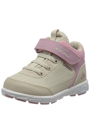 Viking Unisex-Kinder Spectrum R Mid GTX Hohe Sneaker, Lt.Pink/Pink 9809)