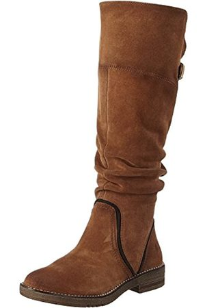 Be Natural Damen 25604 Stiefel, (Rust)