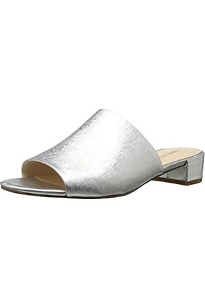 Nine West Damen, Pantoffeln RAISSA3, (Silver)