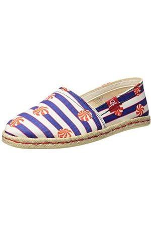 Miss Hamptons Damen Lollipop Espadrilles, Mehrfarbig (Muticolor)