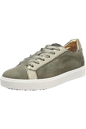 Maripe Maripe Damen 26372 Sneaker, (Camoscio Kaki)