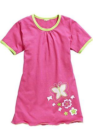 Playshoes Mädchen Single-Jersey Schmetterling Nachthemd