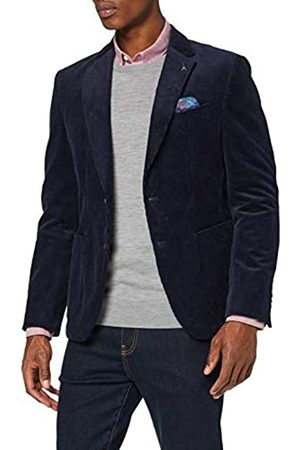 Pierre Cardin Herren Smart Casual Sakko Michel2 Washed Denim Academy Blazer
