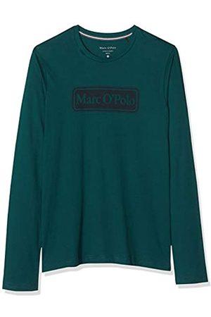 Marc O'Polo Body & Beach Herren Mix M-Shirt LS Crew-Neck Schlafanzugoberteil