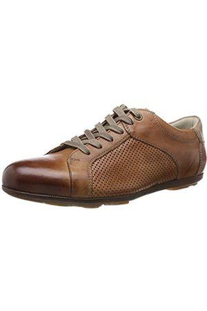 Lloyd Herren BABILA Sneaker, (Cognac/Sand 3)