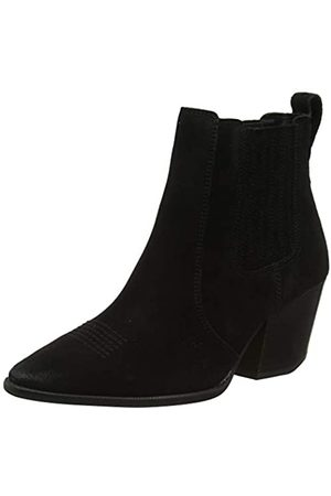 Superdry Damen The Edit Chunky Chelsea Boot Cowboystiefel, (Black 02a)