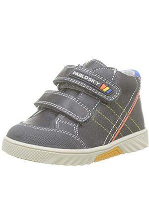 Pablosky Jungen 62851 Sneakers, (Gris Gris)