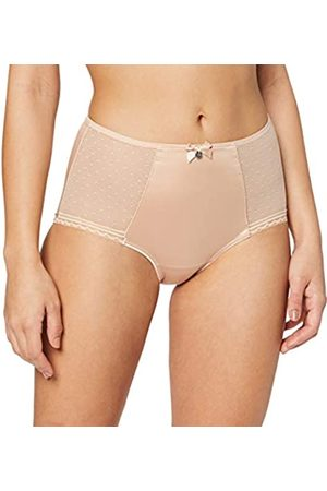 HUBER Damen Unterhose Body Couture Maxi Slip, (Nude 010719)