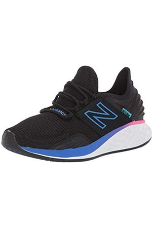 New Balance Damen Fresh Foam Roav Laufschuhe, (Black Black)