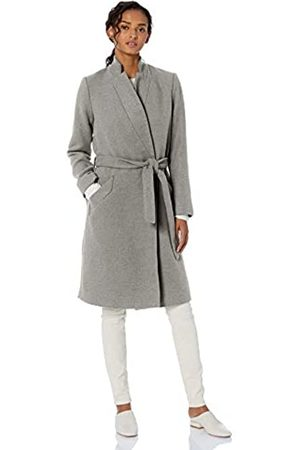 Daily Ritual Wool Belted Coat outerwear