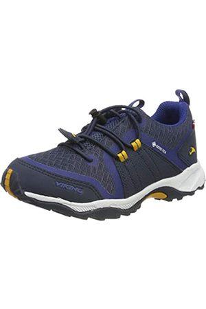 Viking Unisex-Erwachsene Exterminator GTX Sneaker, Navy/Blue