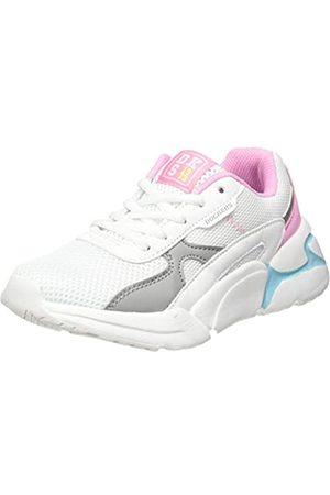 Dockers Unisex-Kinder 46NP602-617502 Sneaker, (Weiss/ 502)