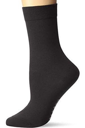 Falke Damen Socken Cotton Touch - Baumwollmischung, 1 Paar, Versch. Farben, Größe 35-42 - Sehr weiches Hautgefühl, perfekte Passform durch Elasthananteil