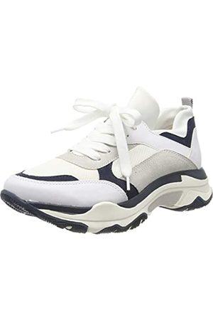 Marco Tozzi Damen 2-2-23725-33 Sneaker, (White/Blue 117)