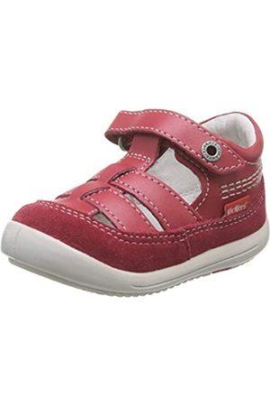 Kickers Baby Jungen Kits Sandalen, (Rouge 41)