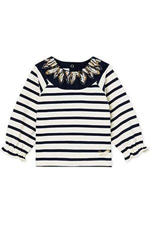 Petit Bateau Baby-Mädchen MARINIÈRE_5114501 Langarmshirt
