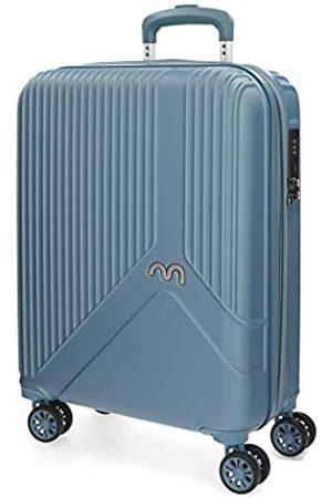 MOVOM Trendy Koffer 55 centimeters 39 (Azul)
