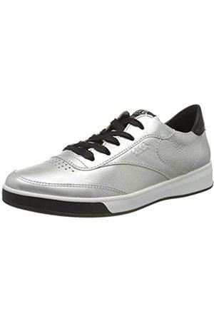 ARA Damen ROM Sneaker, (WEISSGOLD, 06)