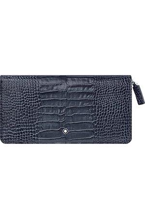 Mont Blanc Meisterstück Selection Brieftasche 8 cc mit Reißverschluss und Münzfach Münzbörse