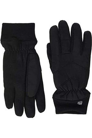 TOM TAILOR Herren Winter Materialmix Handschuhe