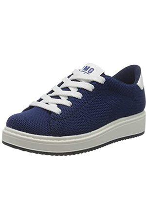 Primigi Jungen Scarpa Bambino Sneaker, (Blu Ch/Bianco 5375511)