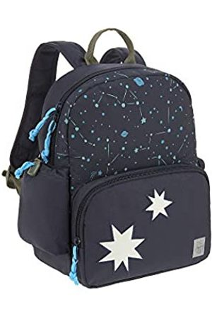 LÄSSIG Kinderrucksack mit Brustgurt Kindergartentasche Kindergartenrucksack ab 4 Jahre/Medium Backpack Magic Bliss Boys, 24 cm