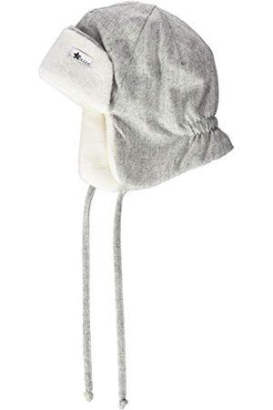 Sterntaler Fliegermütze für Jungen mit Bindebändern, Alter: ab 6-9 Monate, Größe: 45