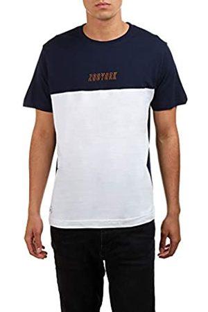 ZOO YORK Herren Outline Panel T-Shirt