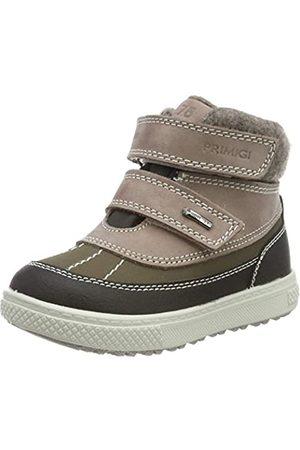 Primigi Baby Mädchen PBZ Gore-TEX 43660 Stiefel, (Taupe/Ner/ 4366044)