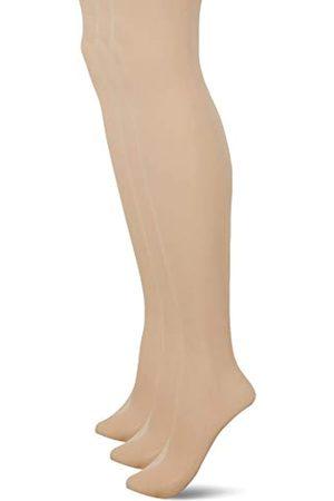Pretty Polly Damen Naturals 8d Open Toe Tights Strumpfhose, 7