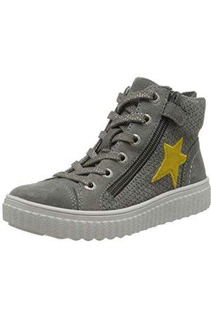 Lurchi Mädchen NASIKA Hohe Sneaker, (Lt Grey 25)