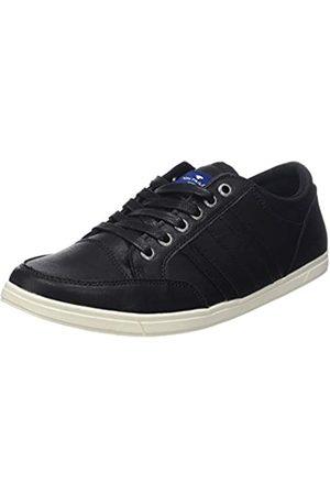 TOM TAILOR Herren 585100330 Sneaker, (Black 00001)
