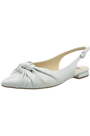Högl Damen COMELY Geschlossene Ballerinas, (Weiss 0200)