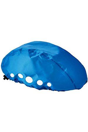 Playshoes Kinder-Unisex wasserdichter Regenüberzug, Regenschutz für Fahrradhelme Regenhut